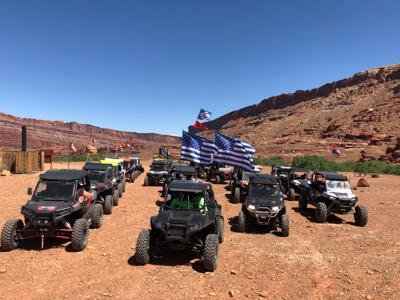 Journey the trails at Rally on the Rocks