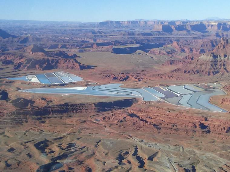 Three Moab men die in potash facility accident | News | moabsunnews com