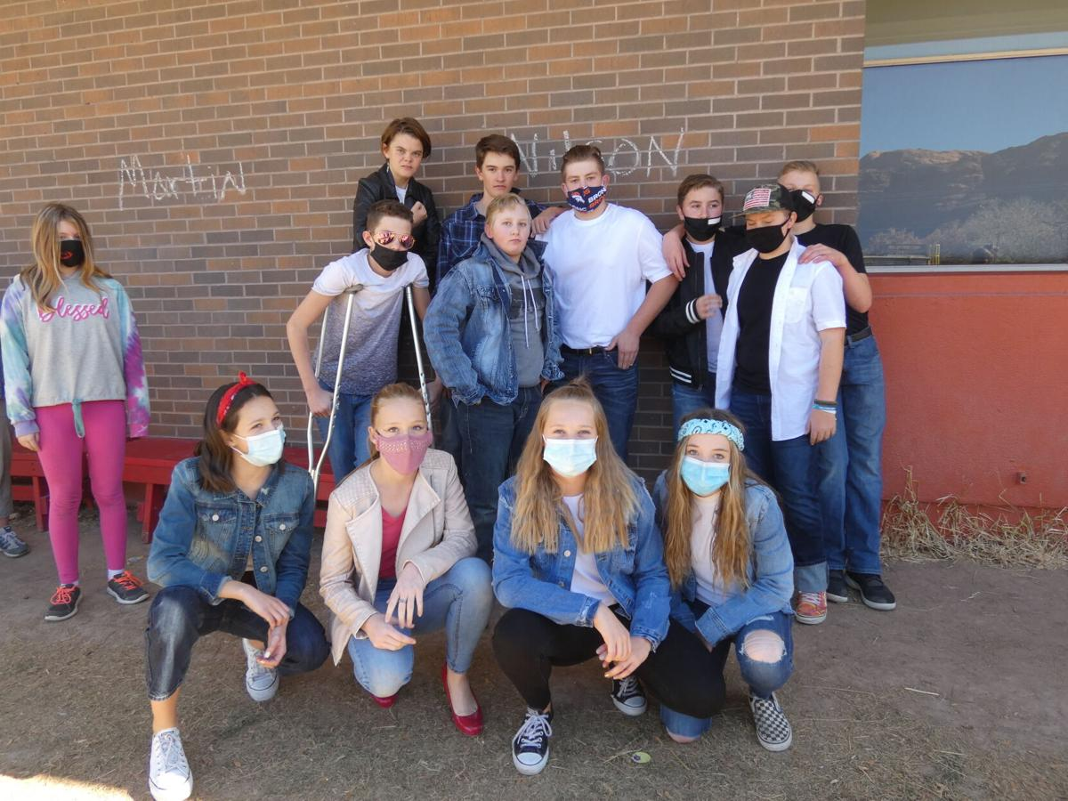 GCMS Greasers