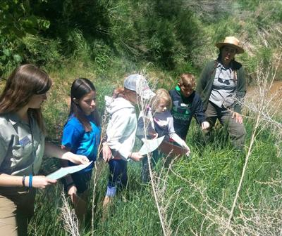 A learning experience with the National Park Service