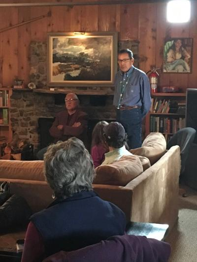 San Juan commissioners meet with Spanish Valley residents