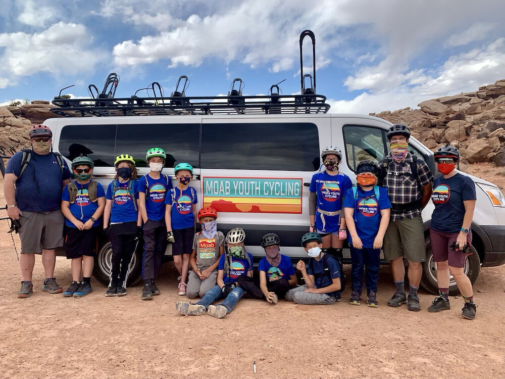 Moab Youth Cycling