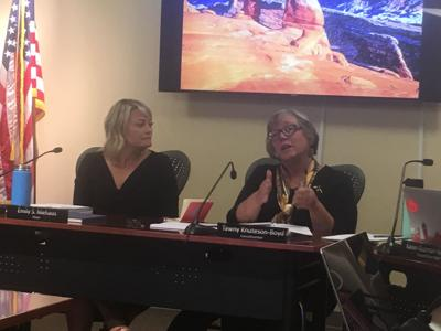 Moab City Council meeting on Aug. 27