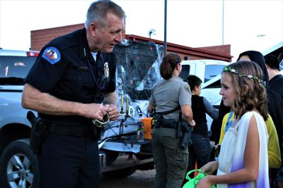 Moab City Police Chief Jim Winder