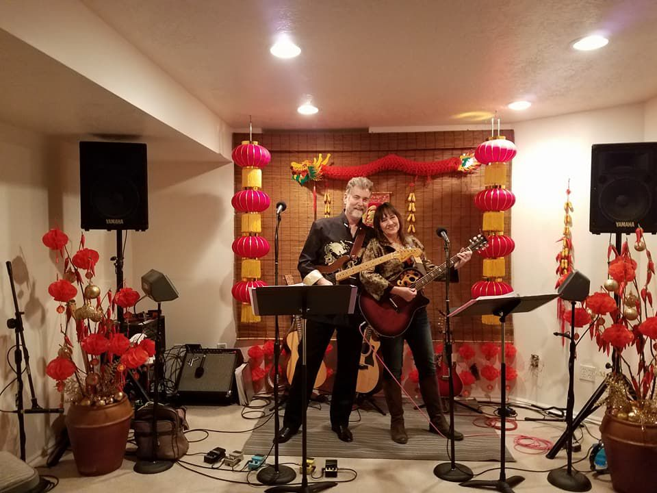 Celebrate New Year's Eve with live music at The Blu Pig