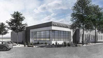 Spanish Valley Clinic rendering 2020