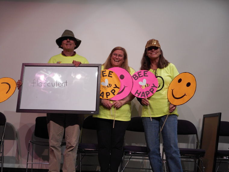 2015 Moab Adult Spelling Bee
