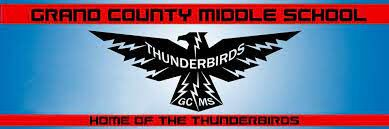 Grand County Middle School Logo