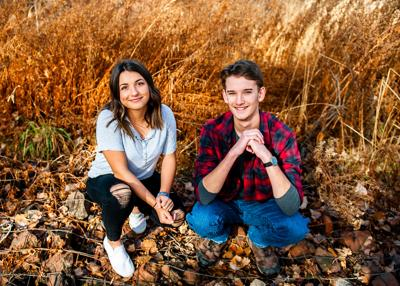 Grand County High School December Students of the Month