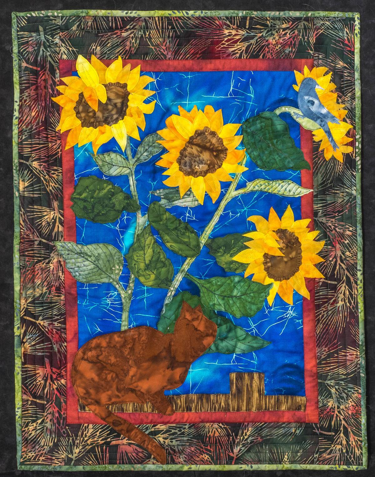 Quilting in the Red Rocks Quilt Show