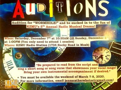 Wormhole Auditions