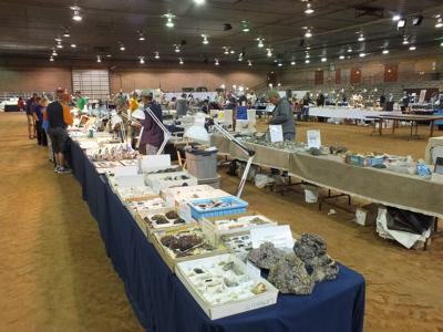 Rock, Gem and Mineral Show