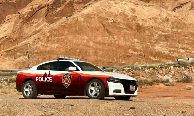 Moab Police Department image