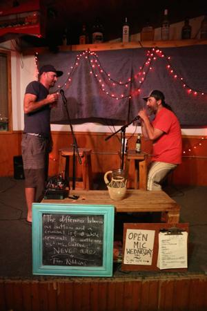 Open mic nights show off Moab's newest talents