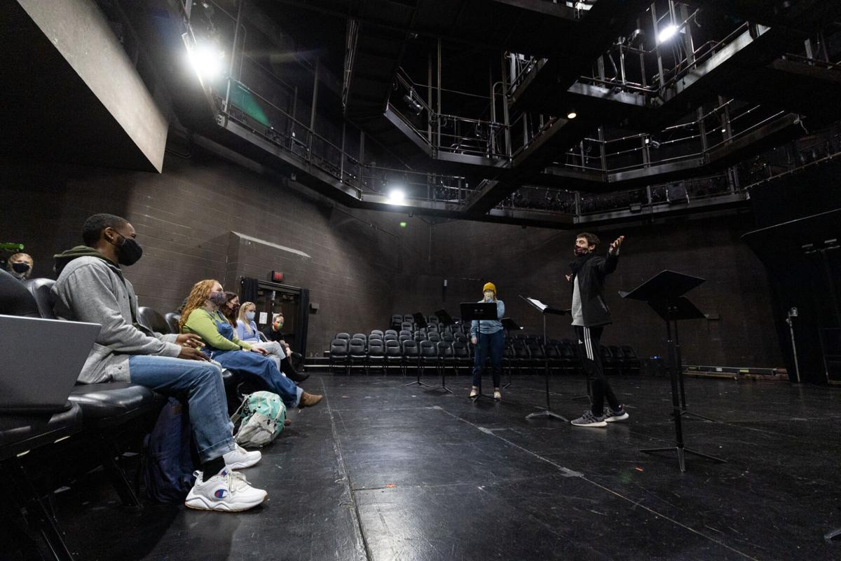 "UM theater celebrates resilience in the queer community with ""Verbatim"""