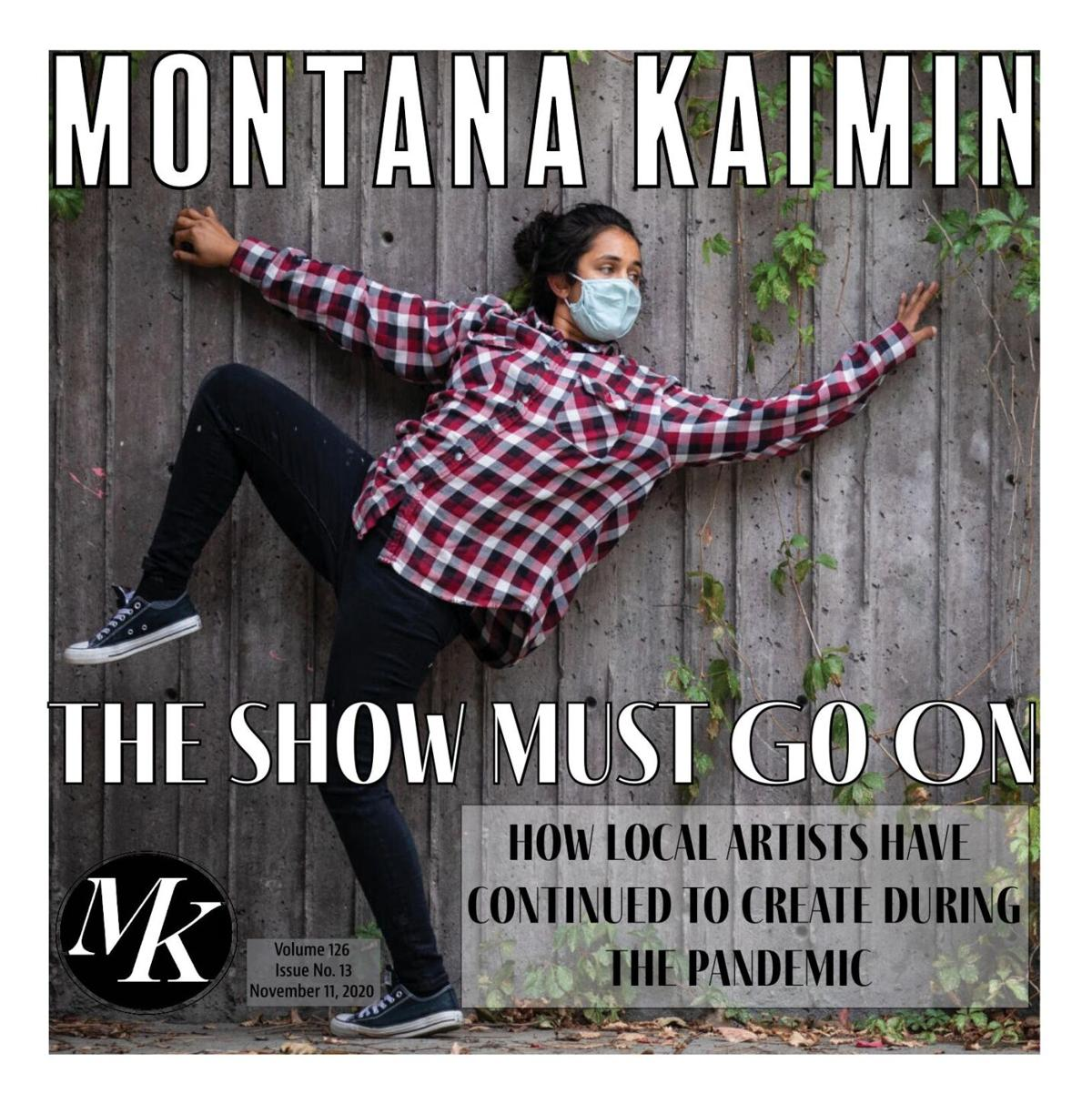 Montana Kaimin | Vol 123 Issue no. 013 11.11.2020