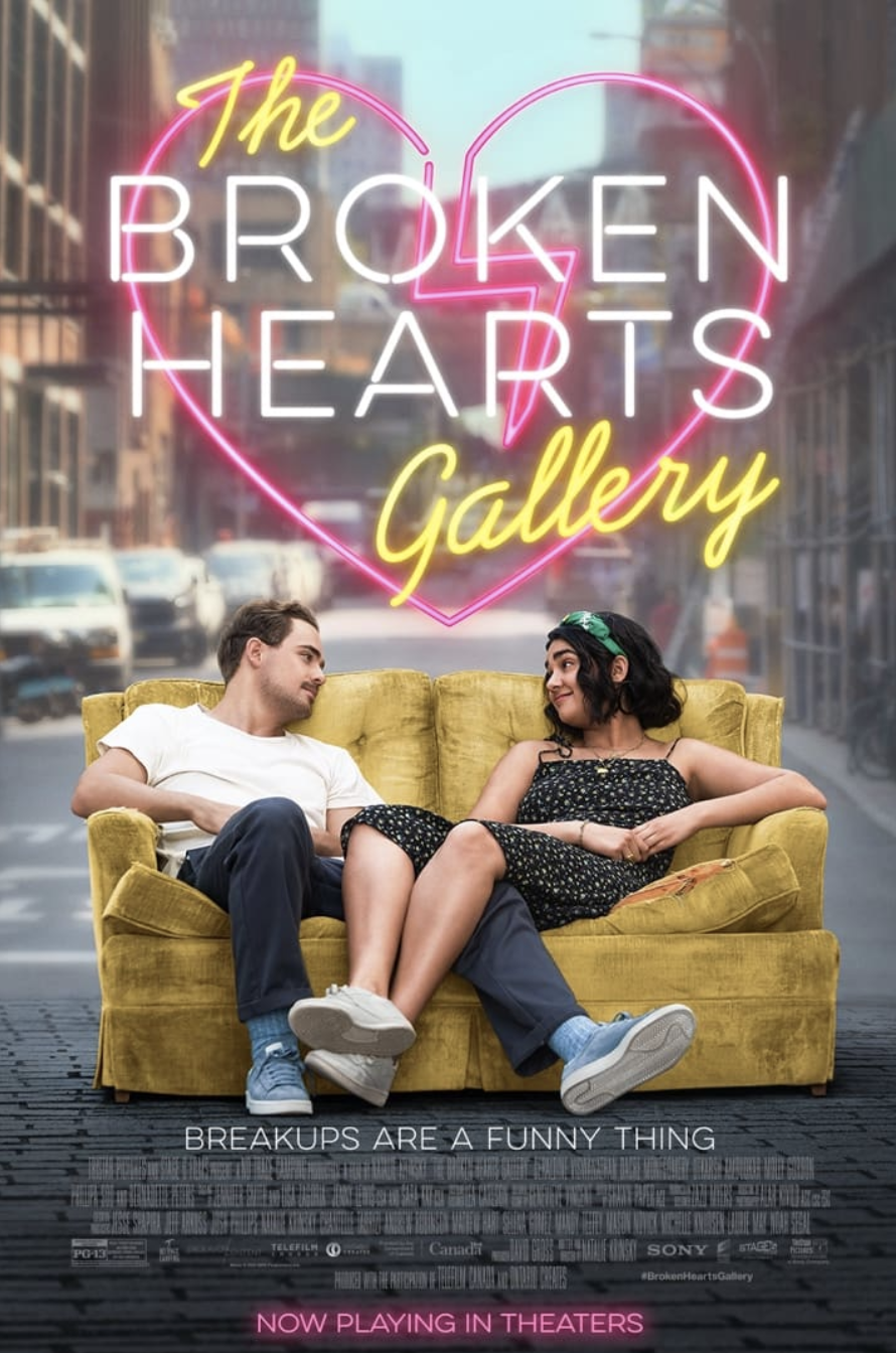Movie Review: The Broken Hearts Gallery