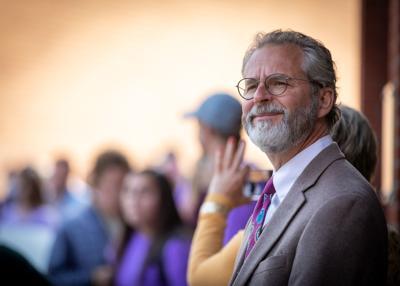 UM law school dean, associate dean step down after student walkout
