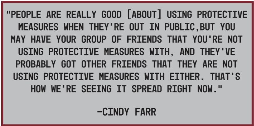 Cindy Farr Pullquote