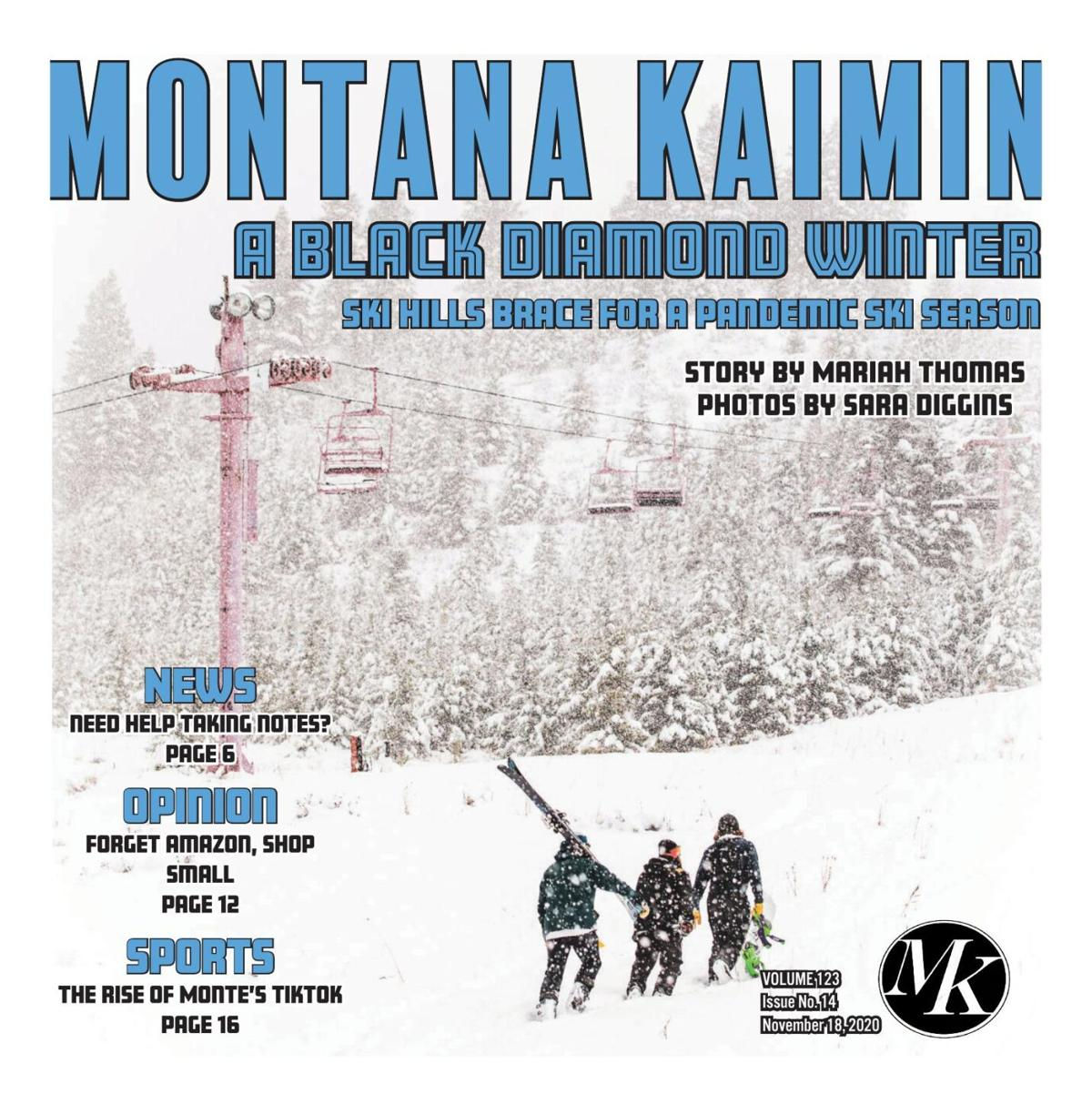 Montana Kaimin | Vol 123 Issue no. 014 11.18.2020