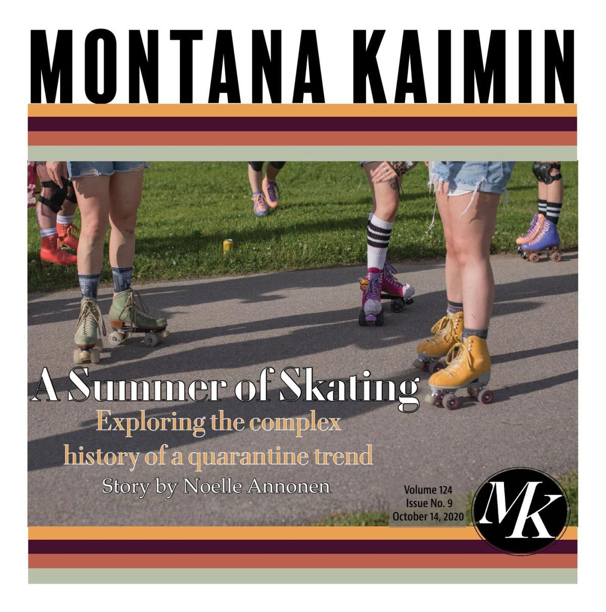 Montana Kaimin   Vol 123 Issue no. 09 10.14.2020