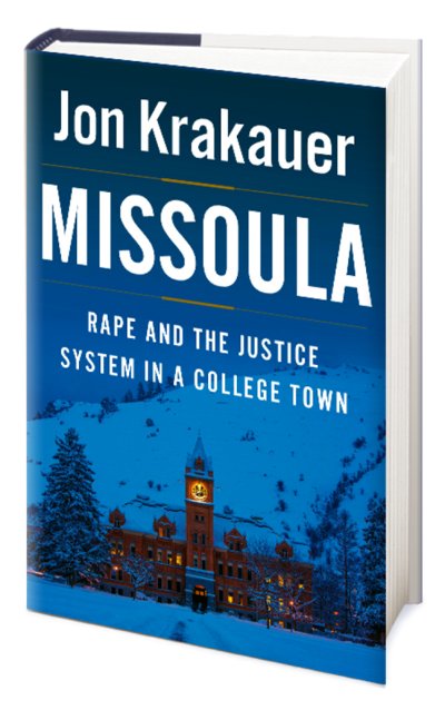 """Missoula: Rape and the Justice System in a College Town"""