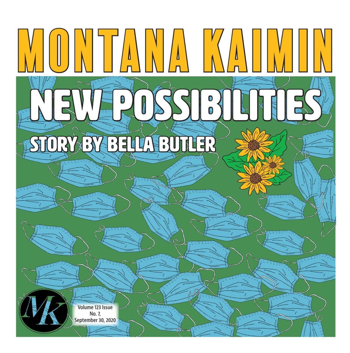 Montana Kaimin | Vol 123 Issue no. 07 09.30.2020