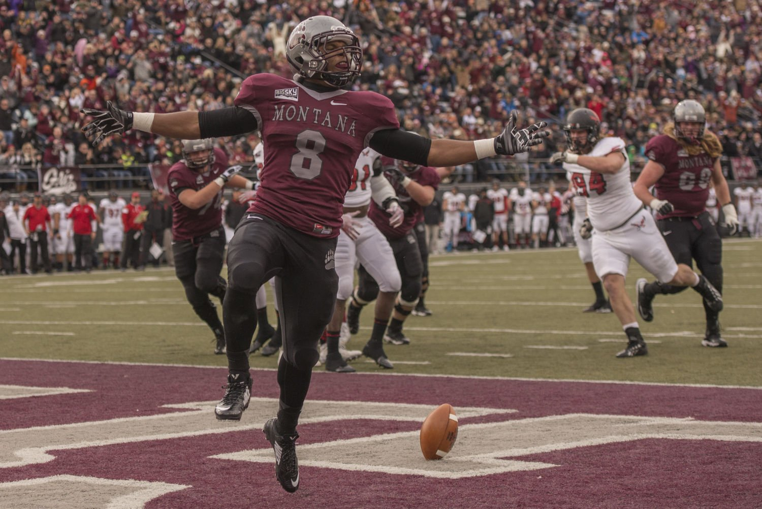 Gage Gubrud has Record-Setting Day in Wild EWU Victory over Montana