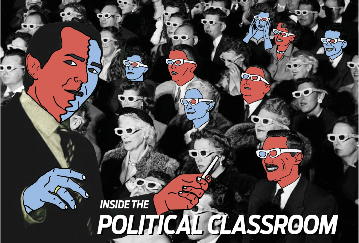 Inside the political classroom