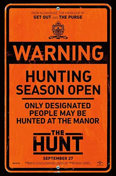 the hunt graphic