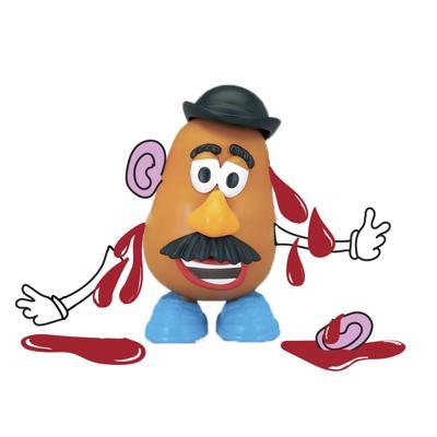 Mr. Potato Head Graphic