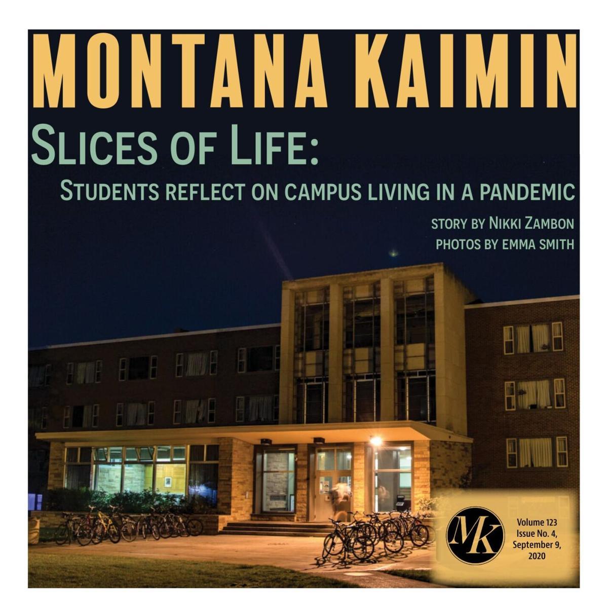 Montana Kaimin | Vol 123 Issue no. 04 09.09.2020