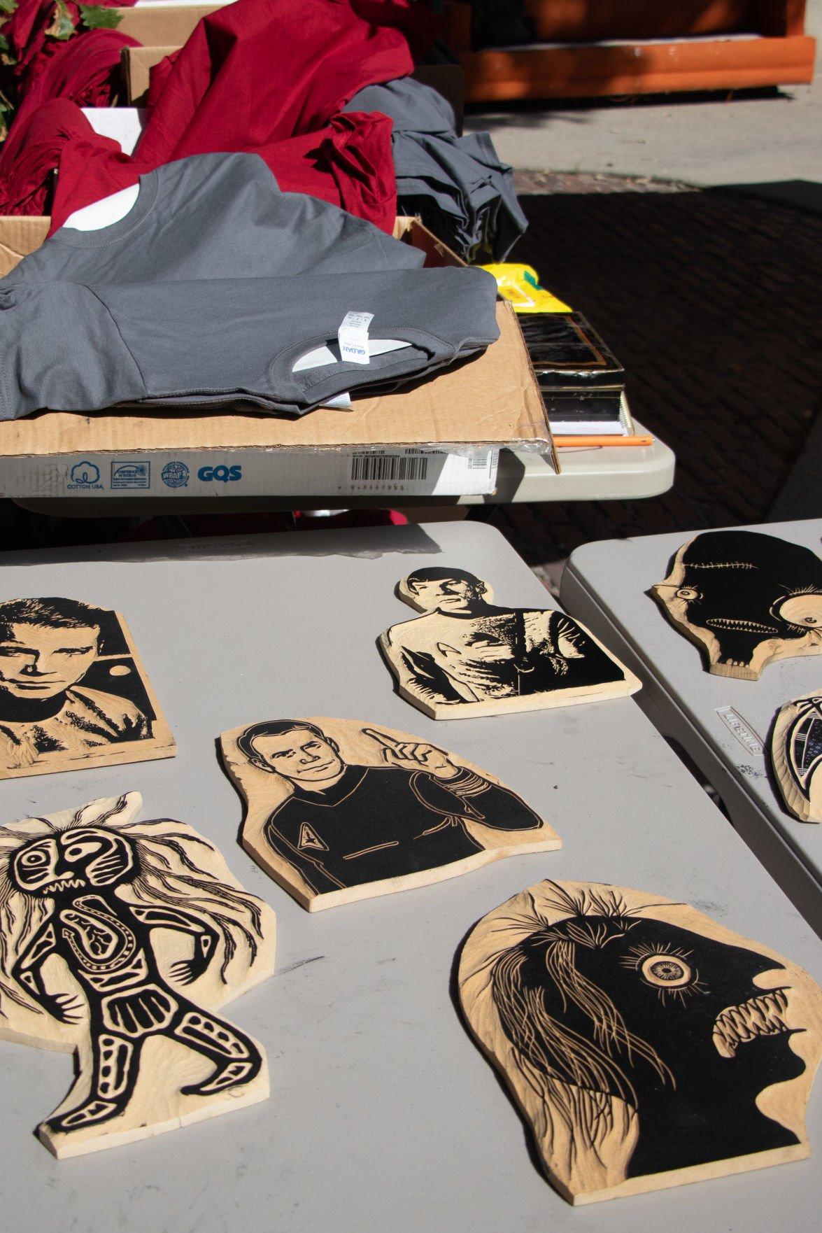 Printmaking Fundraiser 5