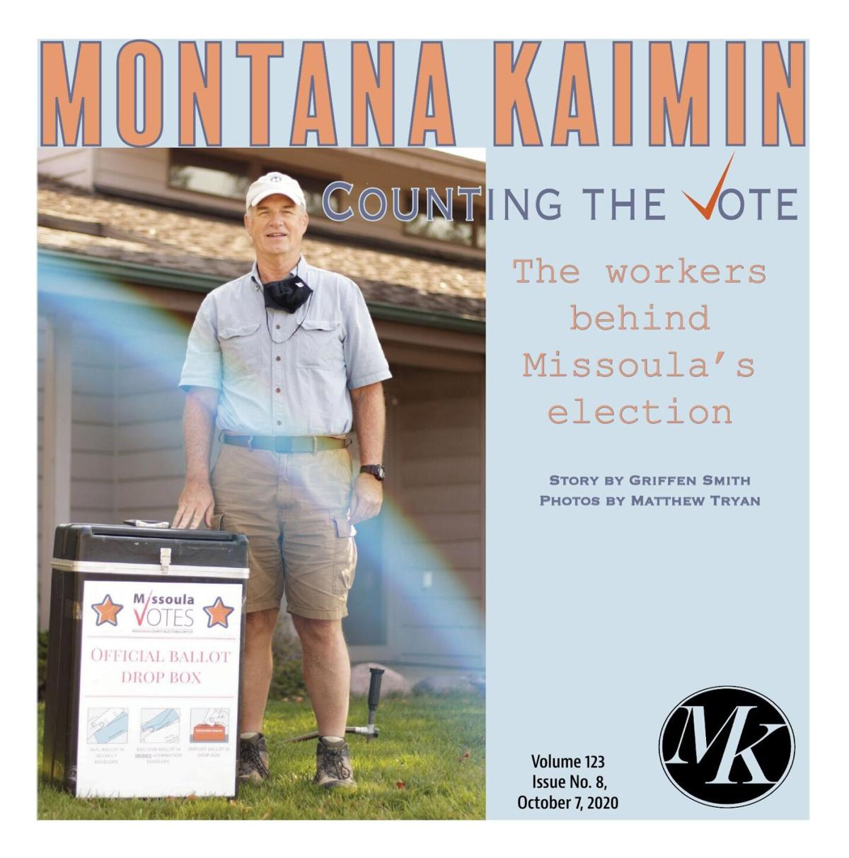 Montana Kaimin | Vol 123 Issue no. 08 10.07.2020
