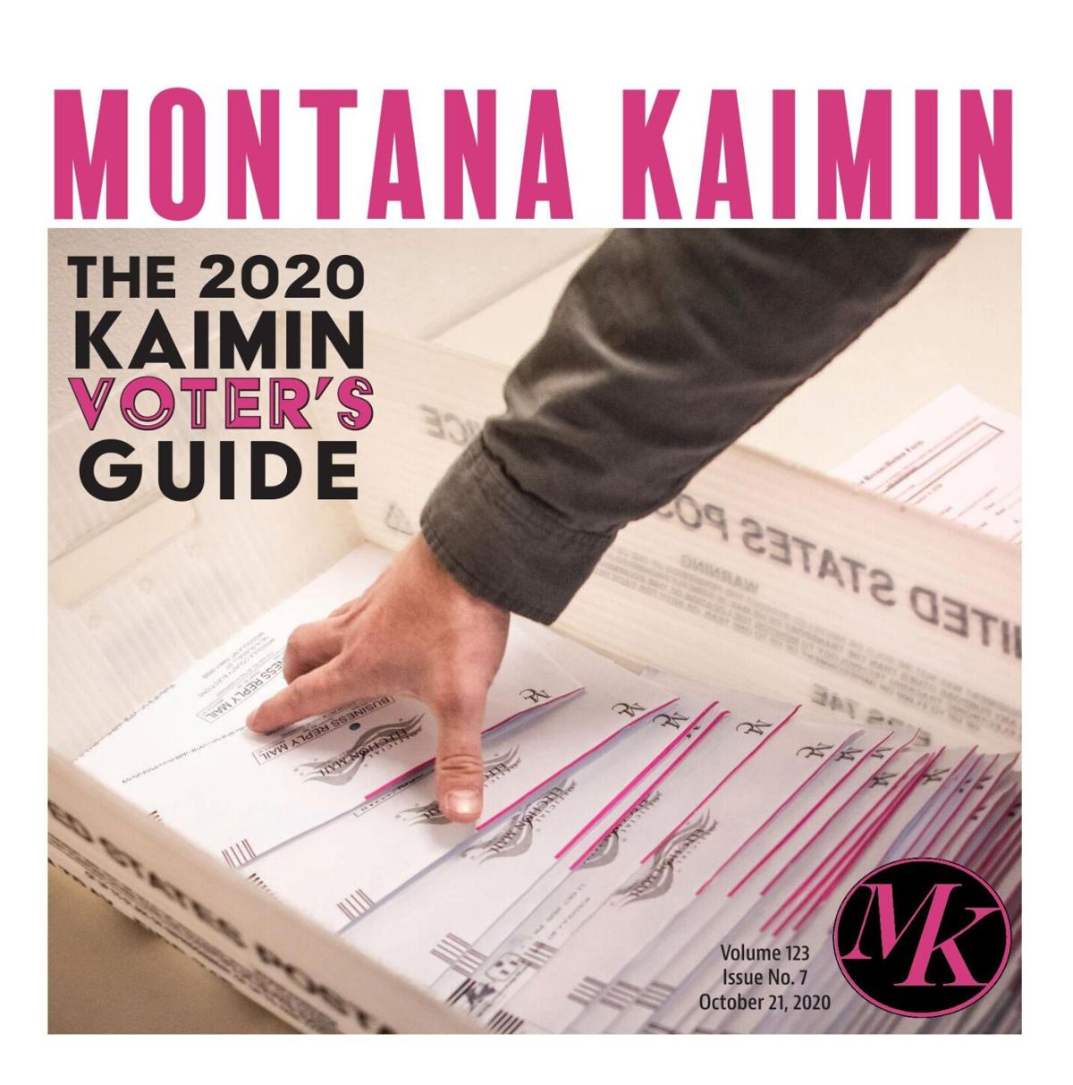 Montana Kaimin | Vol 123 Issue no. 09 10.21.2020