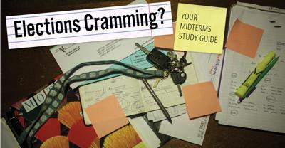 Elections cramming? Your midterms study guide