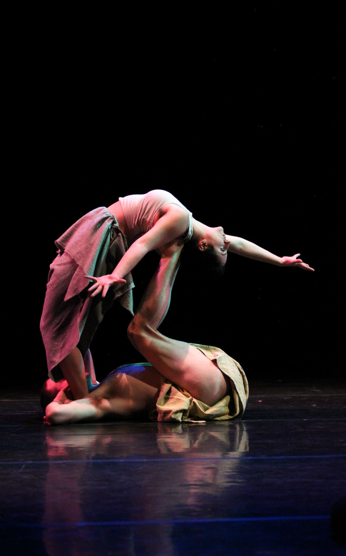 New Dance in Concert explores humans in their surroundings