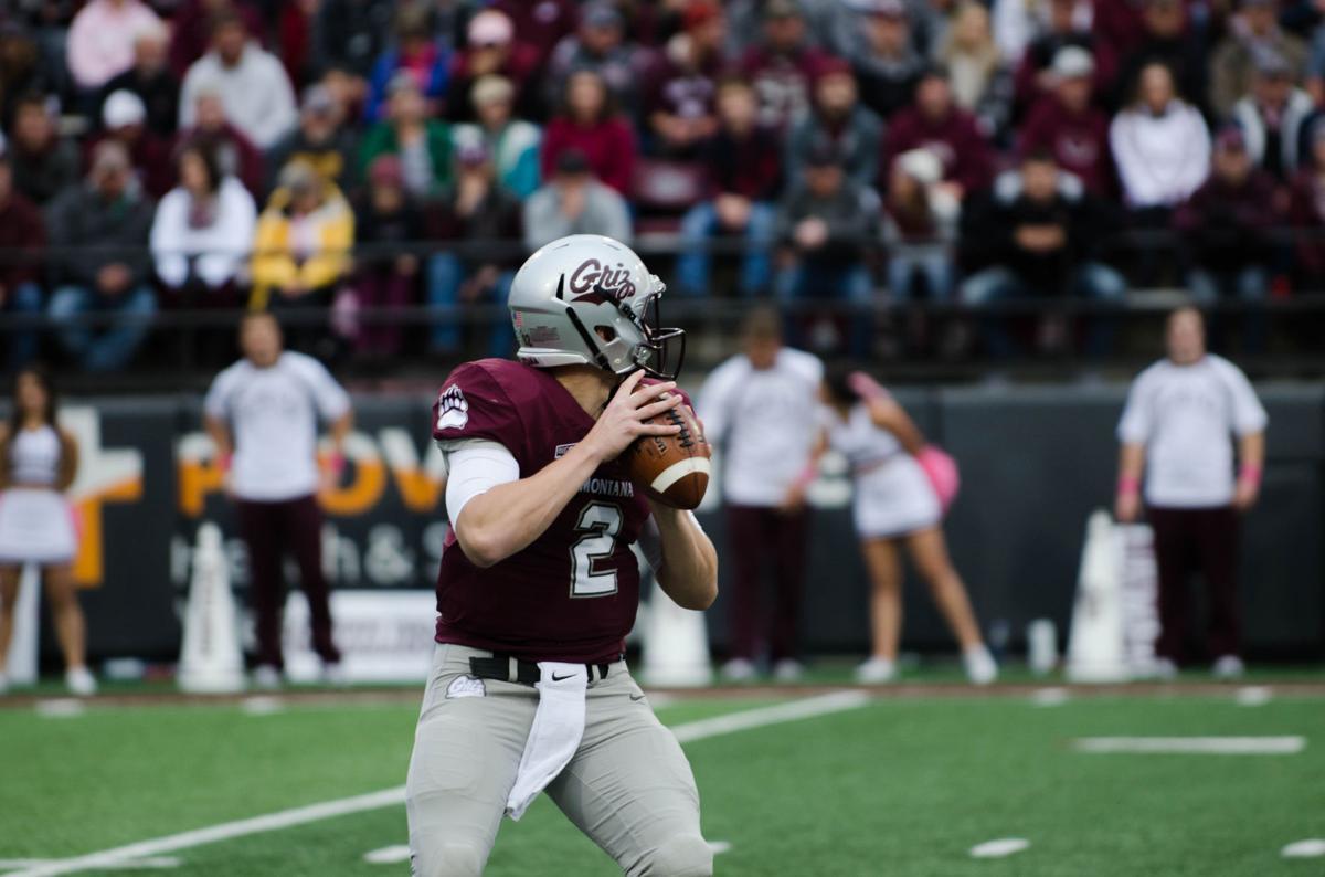 Former Griz Quarterback Chooses Next Destination Sports