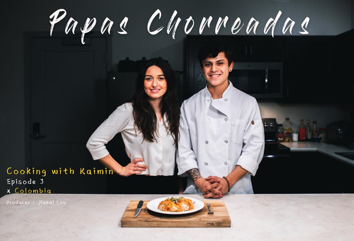 Cooking with Kaimin - Episode 3 Colombia