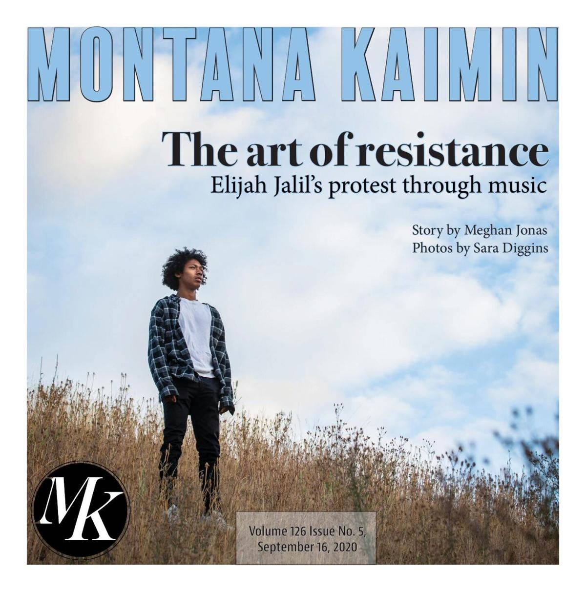 Montana Kaimin   Vol 123 Issue no. 05 09.16.2020