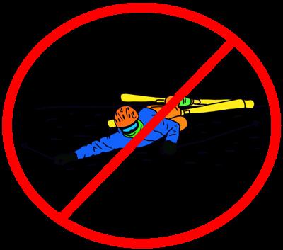 Ski Bum Graphic