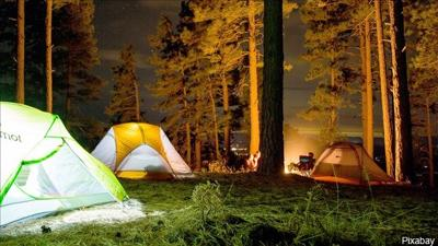 COVID-19 safety precautions urged during camping, outdoor recreation