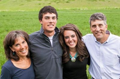 Becky Nelson and Family