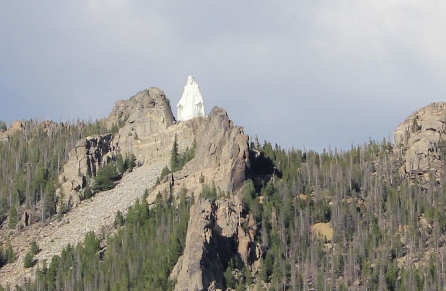 our lady of the rockies