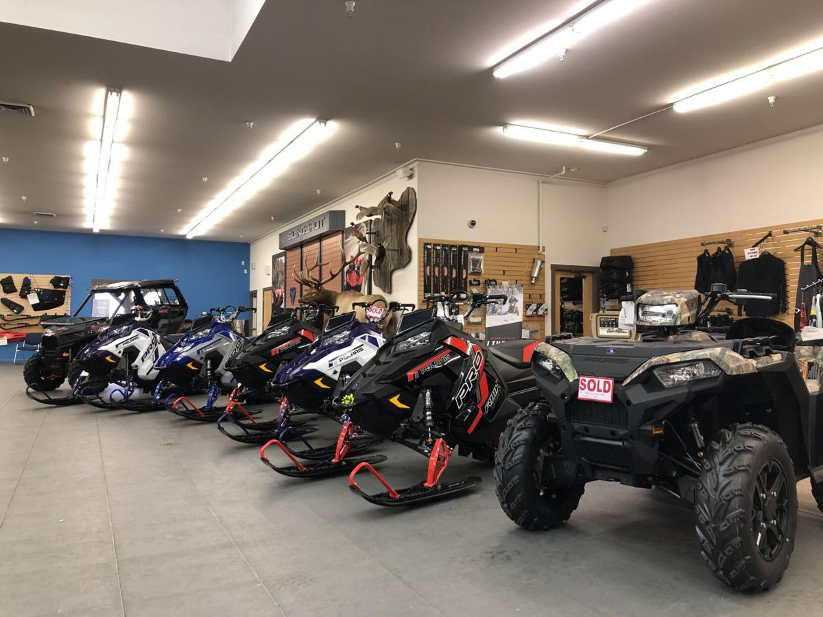 Bozeman Business Boom: High demand, low supply for snowmobiles during the pandemic