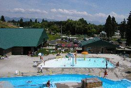 Kalispell's Woodland Water Park reopens