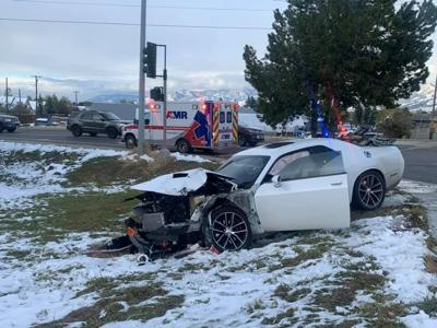 Two-vehicle crash reported on W. Main St. and S. 23rd Ave. in Bozeman