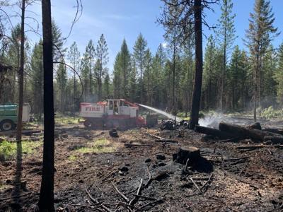Sanders County Wildland Fire Information