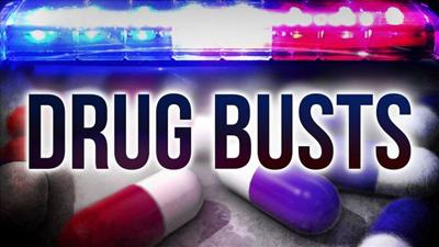 Polson Police arrest two people during drug bust