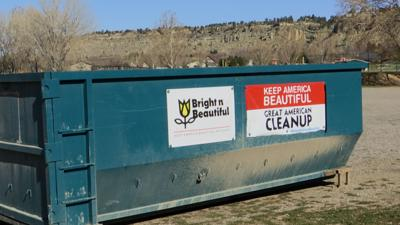 Opportunities to get involved and help out this weekend: Day of Service and Great American Cleanup in Billings